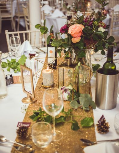 Buckinghamshire Table Centrepiece Decorations