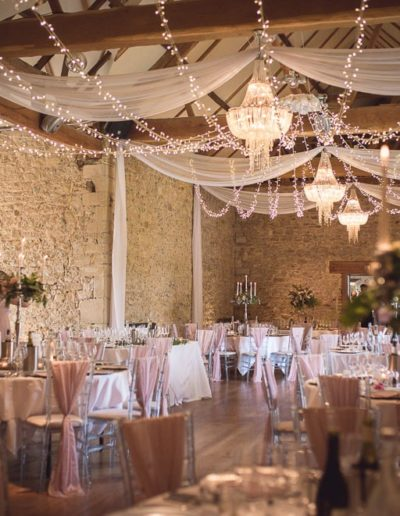 Buckinghamshire Venue Styling