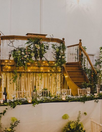 Buckinghamshire Wedding Decor