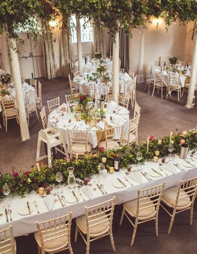 Buckinghamshire Wedding Venue Styling