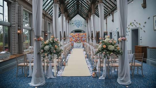Ceremony-Decor-Isle-Runner-Rockliffe-Hall-Ambience-Venue-Styling-Teesside