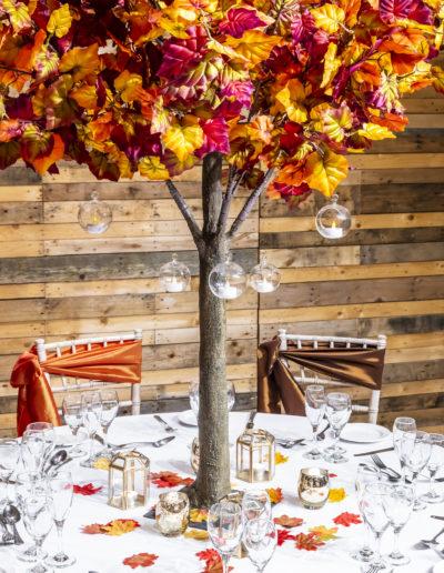 Cumbria Wedding Table Decor