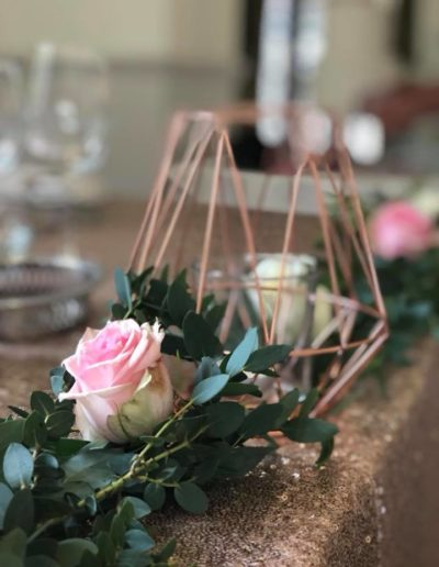 Derbyshire Event Venue Stylist