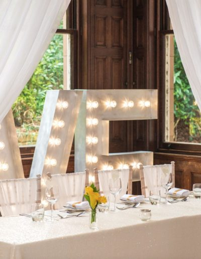 Derbyshire Wedding Stylists