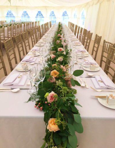 Halifax Wedding Venue Styling