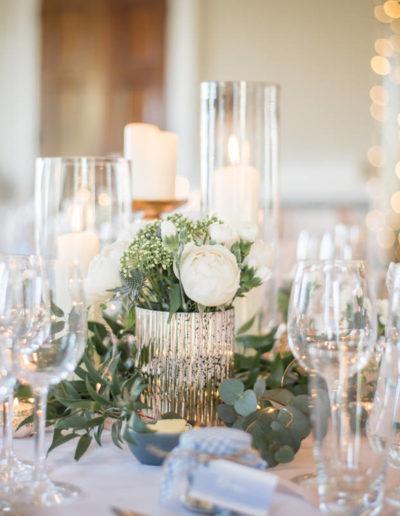 Harrogate Wedding Table Decor