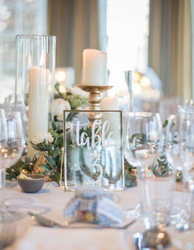 Harrogate Wedding Table Styling