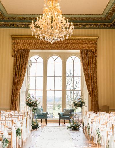 Harrogate Wedding Venue Styling