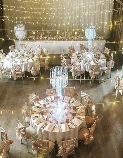 Hertfordshire Wedding Venue Styling