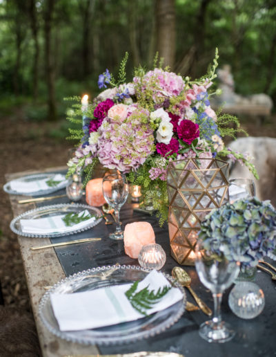 Hull & East Yorkshire Wedding Table Styling
