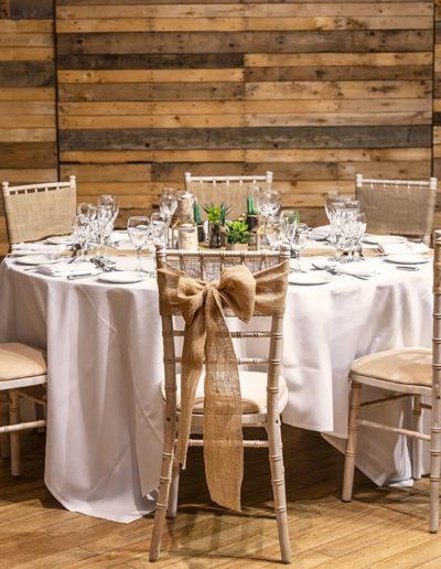 Lake District Cumbria Wedding Decor