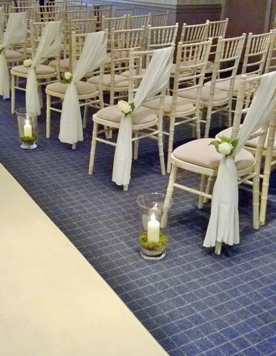 Leeds Wedding Ceremony Decor