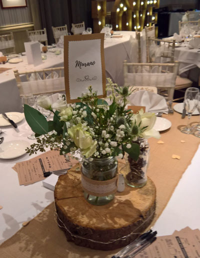 Leeds Wedding Table Styling