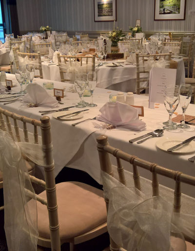 Leeds Wedding Top Table Styling