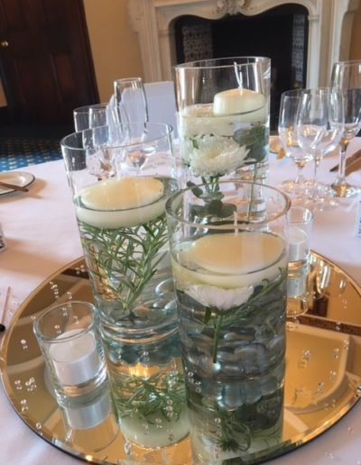 Lothians Wedding Venue Styling