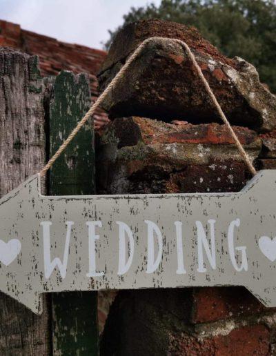 Northamptonshire Wedding Styling