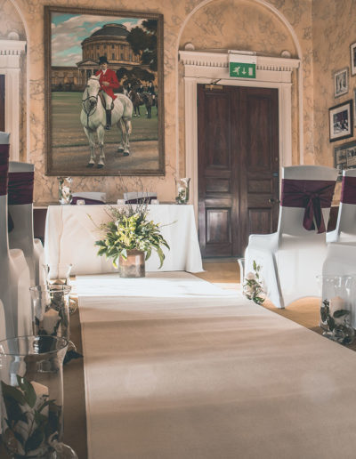 Suffolk Wedding Ceremony Decor