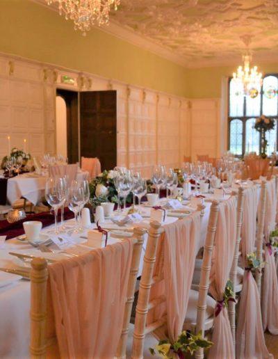 Suffolk Wedding Table Decor