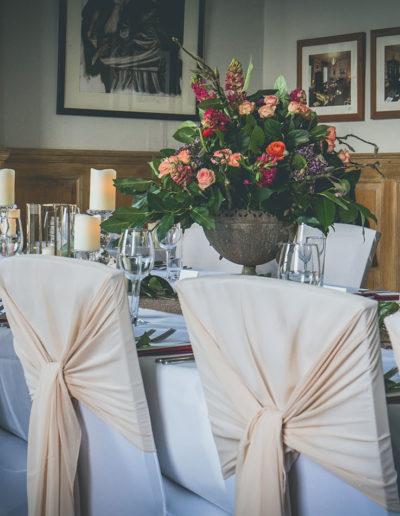 Suffolk Wedding Table Styling