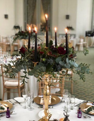 Teesside Wedding Table Styling
