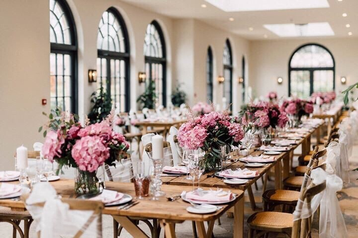 Teesside Wedding Table