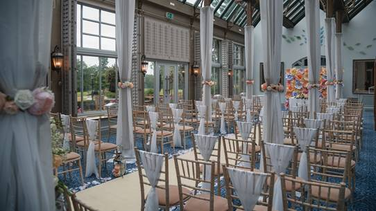 Wedding-Ceremony-Rockliffe-Hall-Ambience-Venue-Styling-Teesside