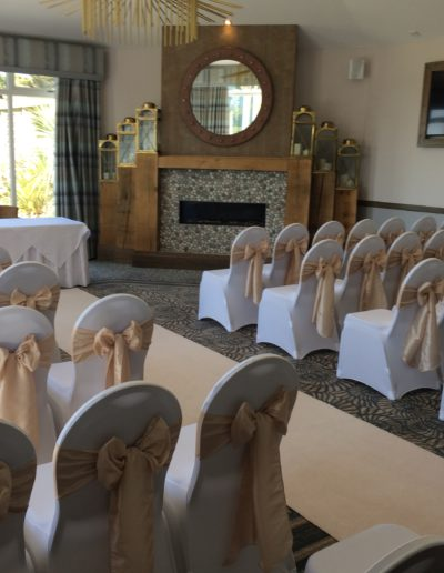 Wedding Chair Covers Ayrshire