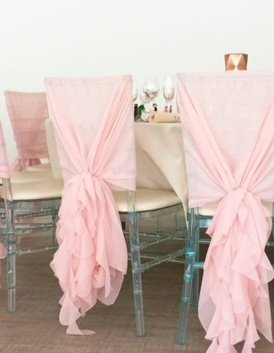 Wedding Chair Covers Halifax