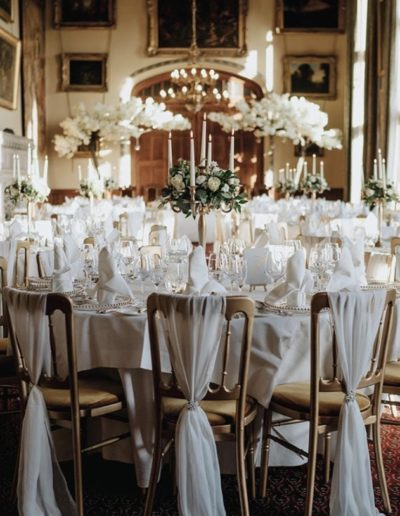 White-and-Gold-Wedding-Floating-Candle-Centrepiece-Ambience-Venue-Styling-York