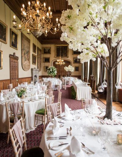 York Wedding Styling