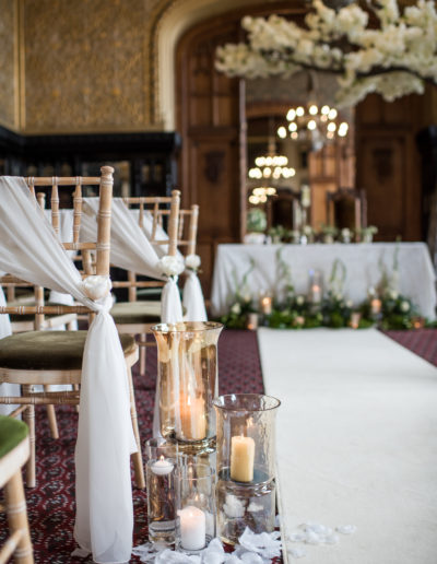 York Wedding Venue and Event Styling