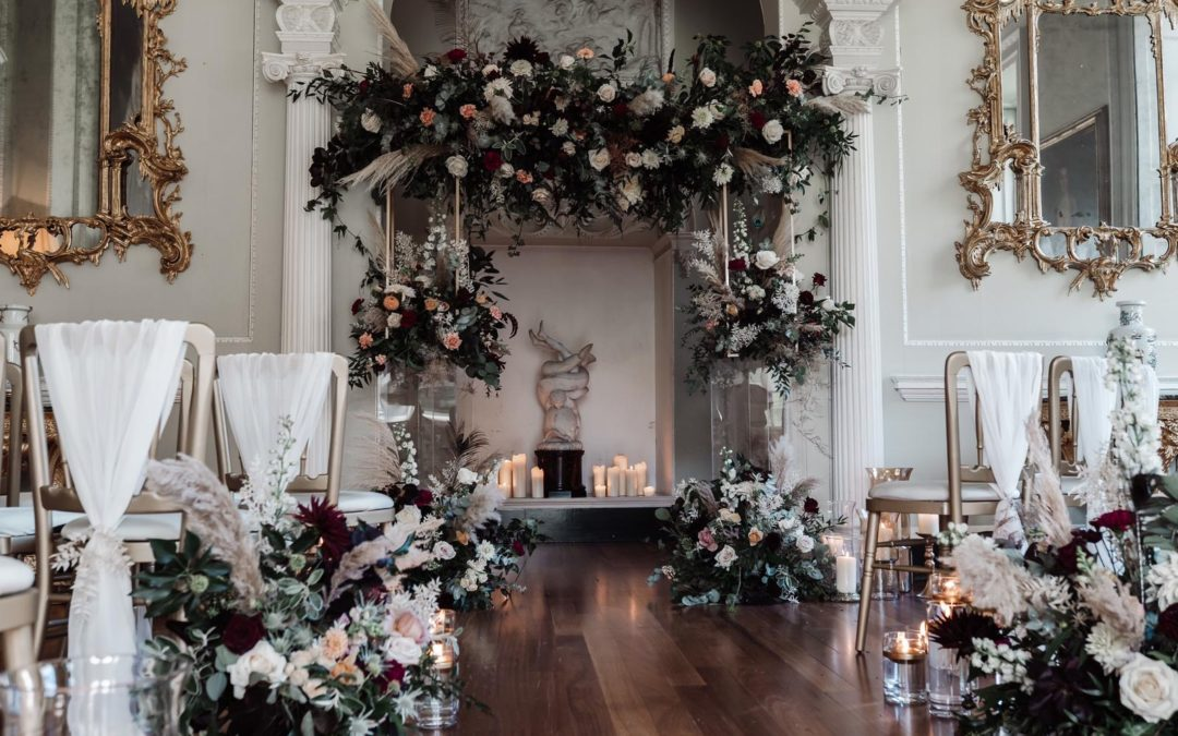 Autumn/Winter Wedding Inspiration – Enchanted Opulence