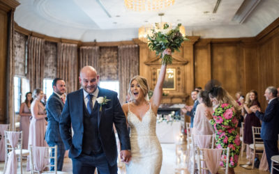 Intimate Real Wedding Feature – Kelly & Sam at The Grand Hotel, York