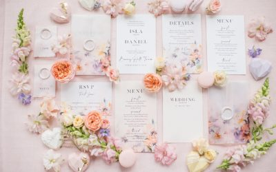 The Top Wedding Stationery Trends for 2021/22
