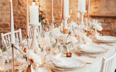 Stylish and Inspiring Neutral Wedding Decor Ideas