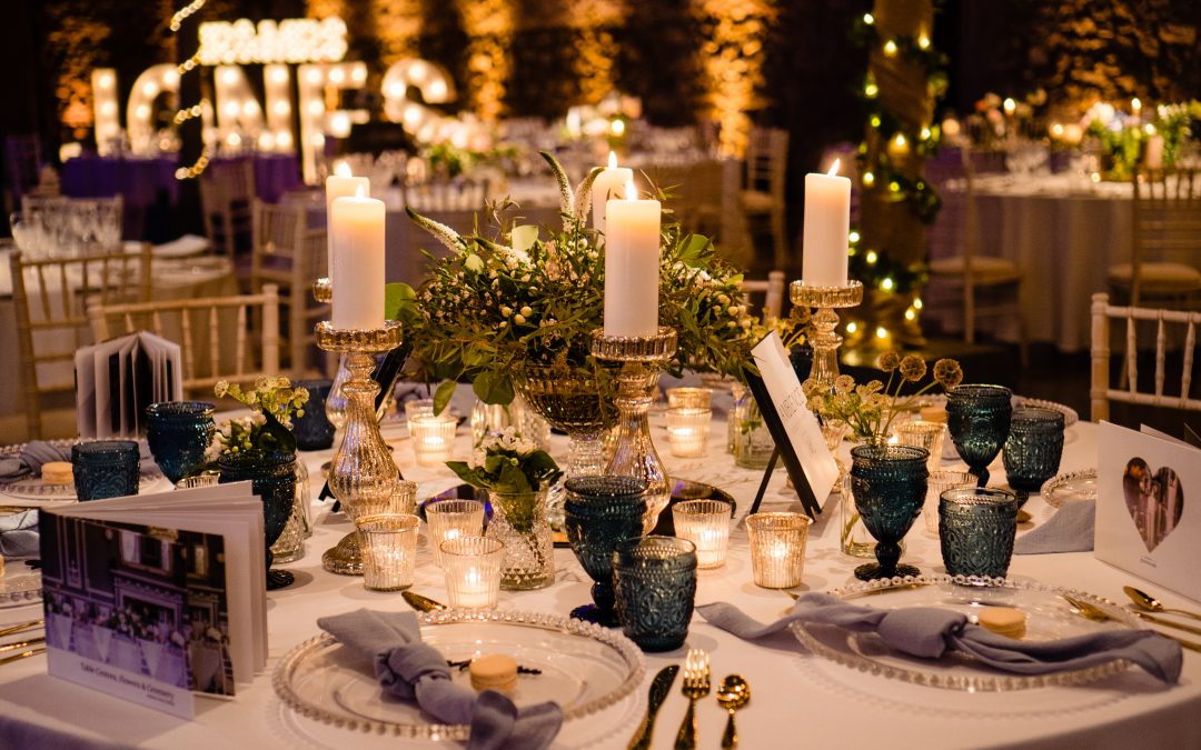 Get wedding decor ticked off your list with Ambience!