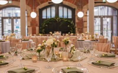 Let's get talking about your wedding decor!