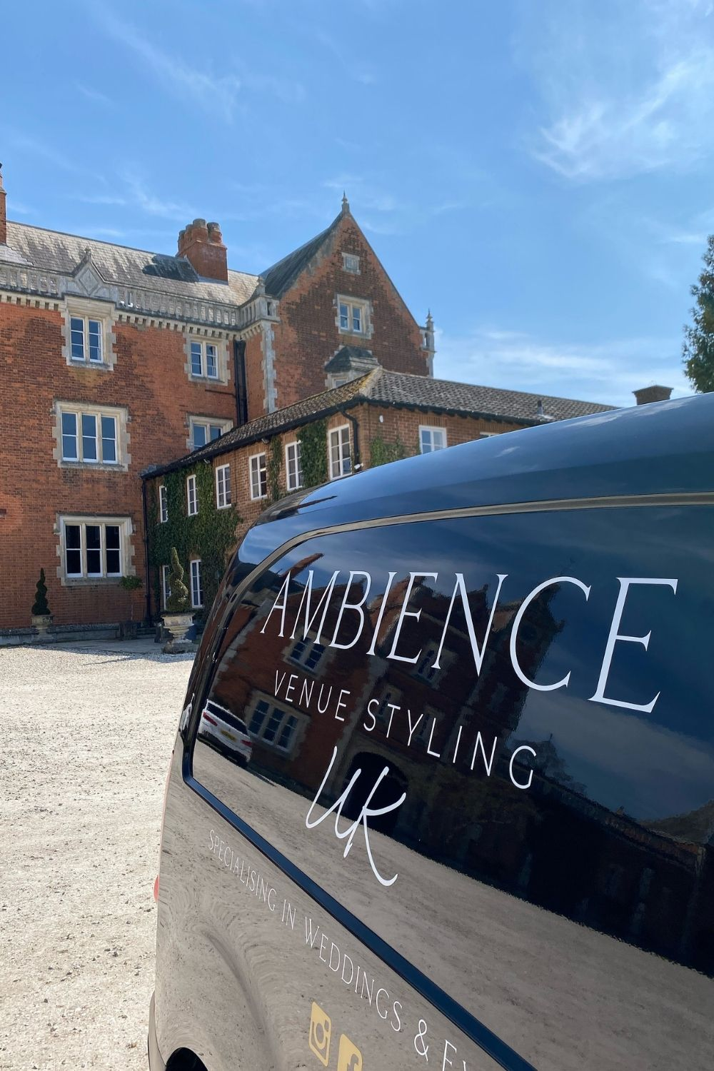 Ambience Venue Styling UK